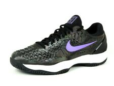 Nike Men's Shoes Zoom Cage 3 HC SLK Tennis Sneakers CK5248 001 Black Purple