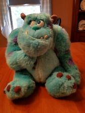 Monster's Inc. SULLEY 12 Inch Disneyworld Plush!