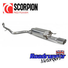 Scorpion Fiesta ST-Line 1.0 T MK8 exhaust CAT BACK Non Resonated Louder-sfds 088