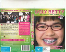 Ugly Betty-2006/10-TV Series USA-[The Complete First Season-6 Disc Set]-6 DVD