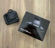 Canon EOS 1D X Mark II DSLR Camera Body