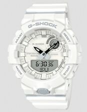 Casio G-Shock * GBA800-7A G-Squad Step Tracker Smart Watch White