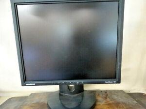 "Samsung 191T LCD Monitor - 19"""
