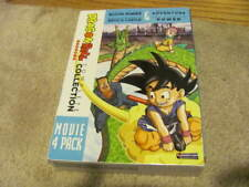 Dragon Ball: Complete Collection Movie 4 Pack---ALL DISCS COMPLETE