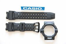 ORIGINAL New CASIO G-SHOCK  BAND AND BEZEL G-9200BP-1 GW-9200BPJ-1 Combo