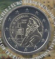 2 Euros Belgica 1ª 2019 450 años Pieter Bruegel Emision nº 22