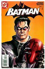1)BATMAN #638(2nd;5/05)4th RED HOOD(*AFTER #635)JOKER/NIGHTWING(CGC IT)9.8(HOT)!