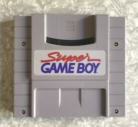 SNES Super Game Boy Nintendo Authentic Cleaned & TESTED Fast Ship! Gameboy