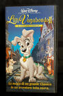 CS20> VHS WALT DISNEY - LILLI E IL VAGABONDO IL CUCCIOLO RIBELLE