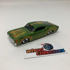 '69 Ford Torino Talladega * 1:64 Scale Diecast Model Diorama Hot Wheels * F517