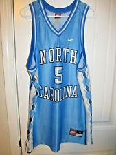 North Carolina Tar Heels Basketball jersey - Nike Adult Large