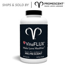 VitaFlux - Erectile Male Enhancement Increased Energy & Sex Health by Promescent