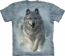 The Mountain Wolf T-Shirts for Men