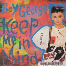 disco 45 GIRI BOY GEORGE KEEP ME IN MIND - STATE OF LOVE