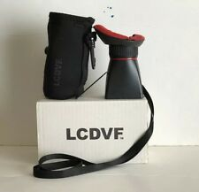 LCDVF Viewfinder - Original brand - Magnetic for canon 5D mkii, 60D, sony a7sii