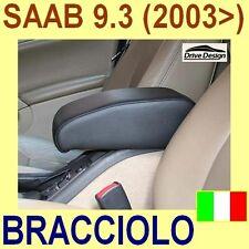 SAAB 9.3 (2003-2008) - bracciolo TOP - vedi nostri tappeti auto - qualità per