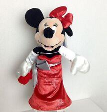 "Minnie Hollywood 10"" Mini Minnie Mouse Bean Bag Disney California Adventure"