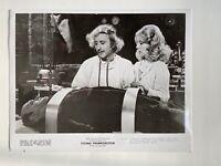 """1974 Young Frankenstein Movie Press Photo Gene Wilder  8""""x10"""" Vintage Halloween"""