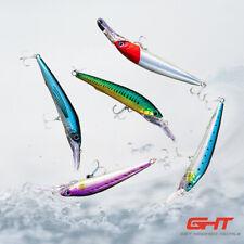 Saltwater Trolling Jigging Fishing Lure Crankbait Bass Tackle Hook Wobbler 25g