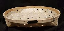 Nwt Poplar Wood Tray - Hearth & Hand with Magnolia from Target Beautiful New!