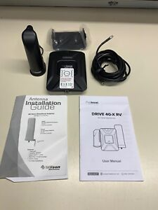 WEBOOST DRIVE 4G-X RV CELLULAR SIGNAL BOOSTER *FULLY FUNCTIONAL*