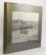 San Quentin Point Lewis Baltz Vtg Photo Aperture 1986 Photography First Edition