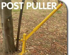 Fence Post Lifter Puller Star Picket Steel Pole Remover Fencing Farming Tool