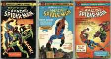 1977 MARVEL AMAZING SPIDERMAN #1-20 MASTERWORKS 3 BOOKS VOLUME 1-3 SET LEE DITKO