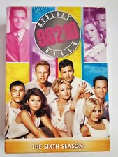 Beverly Hills 90210 Season 6 Complete DVD