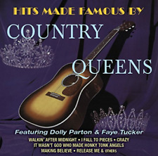DOLLY PARTON - FAYE TUCKER-COUNTRY AND WESTERN HITS BY COUNTR (UK IMPORT) CD NEW
