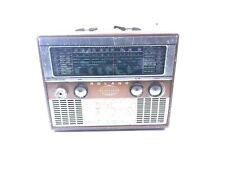 Vintage Roland W100 Am Police Aeronautical Marine International Broadcast Radio