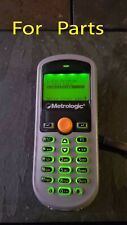 Parts: Wont Scan Metrologic Instruments Sp5500 Sp-5500 Mobile Barcode Scanner