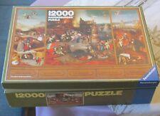 Hieronymus Bosch - Ravensburger Puzzle 12000 Teile von 1983 Jigsaw