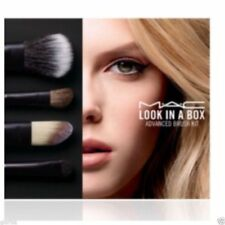 *OFFER* M.A.C LOOK IN BOX 4PC ADVANCED BRUSH MAKE UP MAC COSMETIC SET LOW PRICE