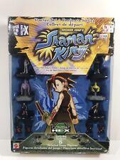 New Shaman King 8 Piece Starter Set Combat Hex Mattel Shonen Jump'S Collect Toy