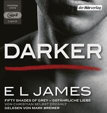 Darker - Fifty Shades of Grey. Gefährliche Liebe von Christian selbst erzählt Bd.2 von E L James (2017)