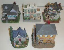 5 Liberty Falls Building Lot 2001 Village Bakery The Price Wash House Christmas