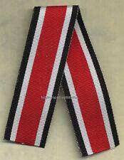 Nastro Croce de ferro Seconda Classe Ordensband EK2 Iron Cross 2nd Class ribbon