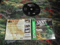 Army Men 3D  (Sony PlayStation 1, 1999)