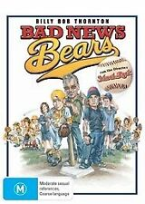 Bad News Bears DVD (PAL, 2012) Freepost