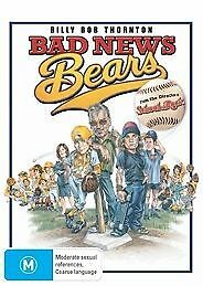 Bad News Bears (DVD, 2012) Brand New Sealed Free Postage