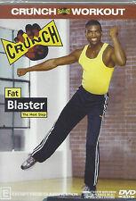Crunch Fat Blaster: The Next Step DVD