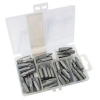 No.2 Pozi Drive 50pc Bits & Case Screwdriver Driver Storage Case Amtech L2250