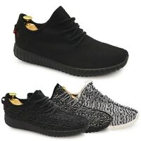 Mens Boys Athletic Sports Shoes Breathable Sneakers Trainers Running Gym Sport