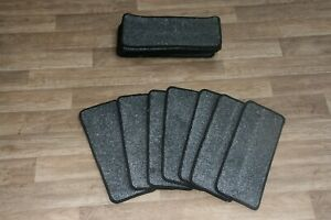 14 grey ash greyPads new 14 Large Pads! stair pads