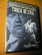 Touch Of Evil 1958 Orson Welles Oop Dvd B&W film noir Universal 2000