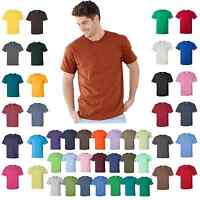 Gildan Mens Ultra Cotton T-Shirt Short Sleeve Unisex Tee S-5XL All Colors2000 PI