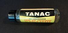 Vintage Tanac Antiseptic/Astringent 3 dram Collectable Bottle Rare & Unique!