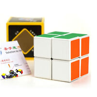 For Beginner 2x2 Mini Magic Cube Pocket Cube Speed Twist Puzzle Kids Gift Toy