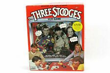 1986 Pressman VCR Gallery of Games THE THREE STOOGES VCR Game
